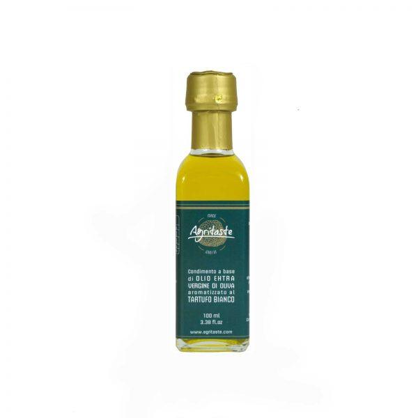 Condimento al tartufo bianco in olio extravergine